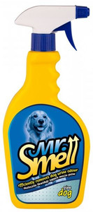 Likwidator zapachu moczu psa, Mr. Smell, 500 ml